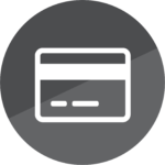 Route payment using V-cards and ACH