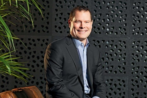 Portrait photograph of Rick Rose from WEX Australia