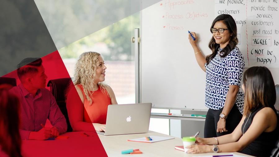 WEX Australia - diverse workplace