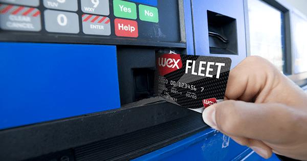 fuel card program