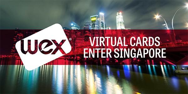 virtual cards singapore