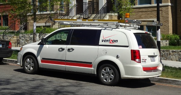 Verizon car