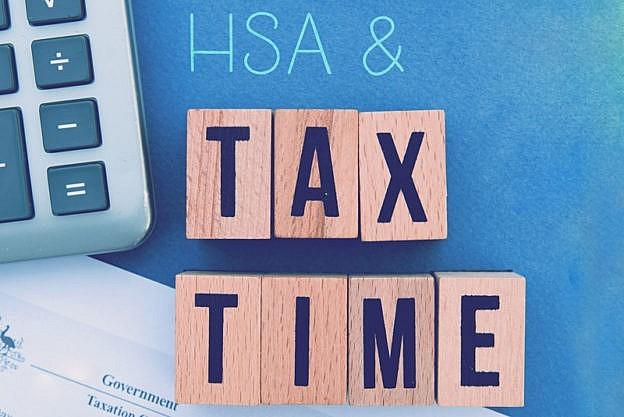 HSA taxes