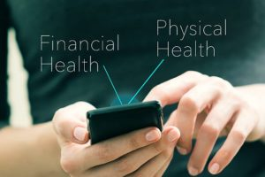 Where Mobile Meets Financial & Physical Health