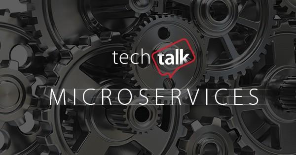 tech talk microservices