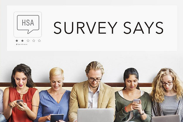 survey financial advisors hsa