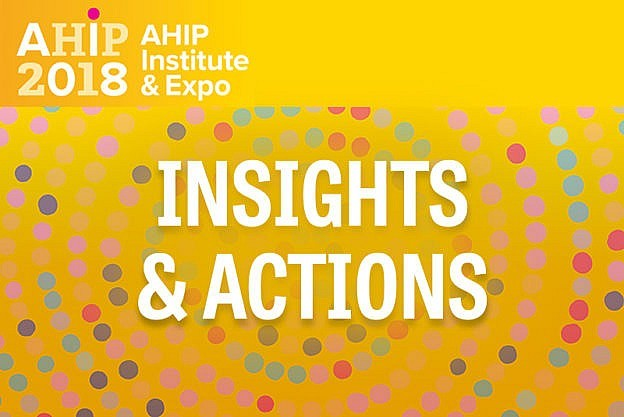 AHIP institute and expo 2018