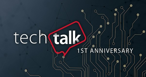 tech talk anniversary