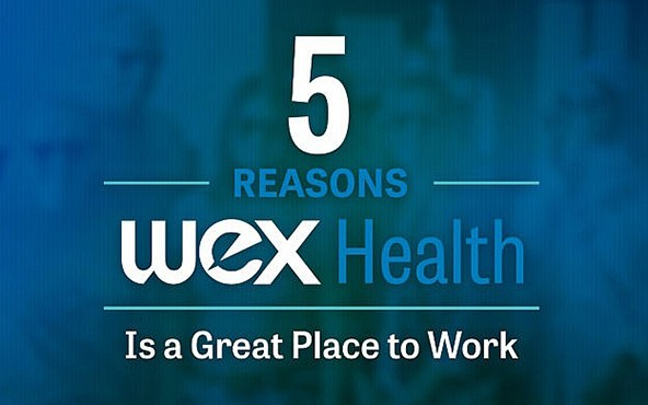 5 Reasons WEX Health is a Great Place to Work