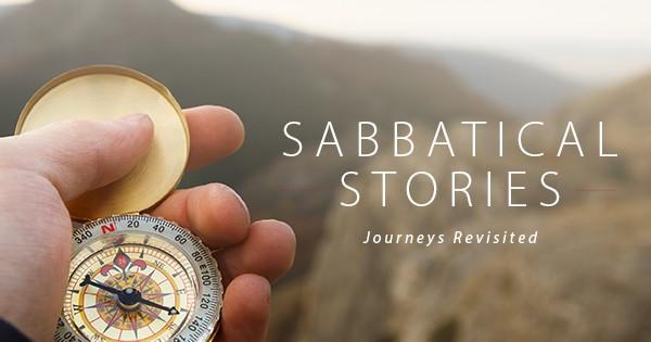sabbatical story road trip