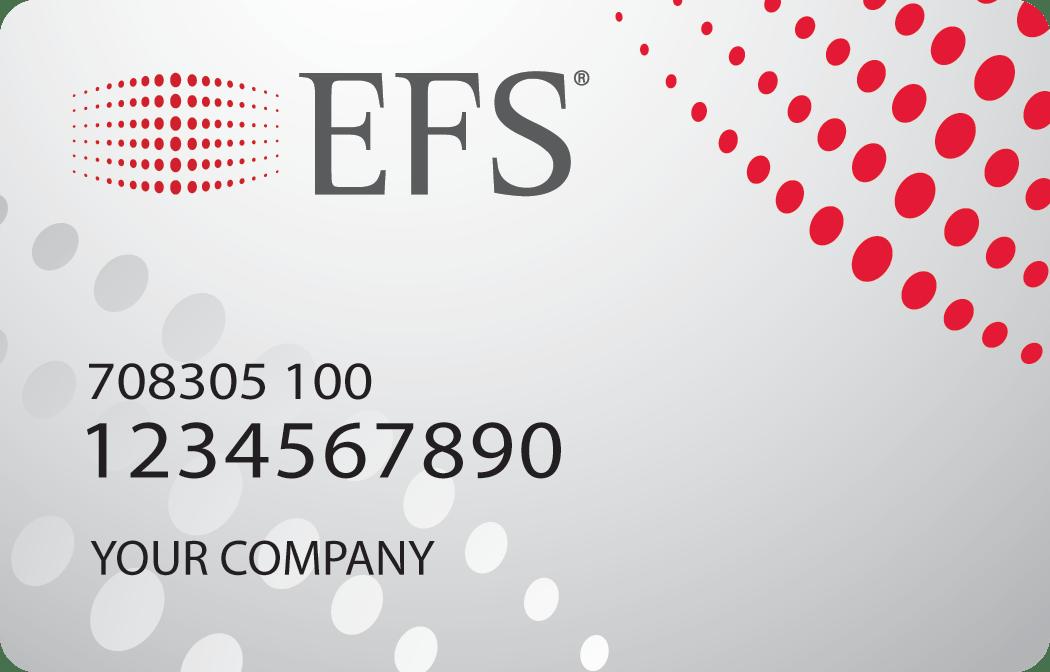 EFS fuel card