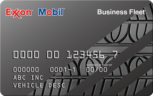 Exxonmobil Business Fleet Card Fleet Cards Fuel Management