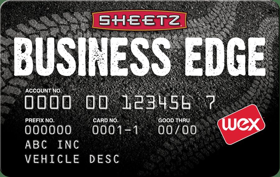 Sheetz Business Edge Nationwide Card | Fleet Cards & Fuel Management