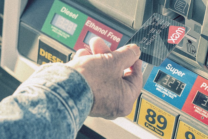 Fleet Fuel Cards - Accepted Nationwide | WEX Inc