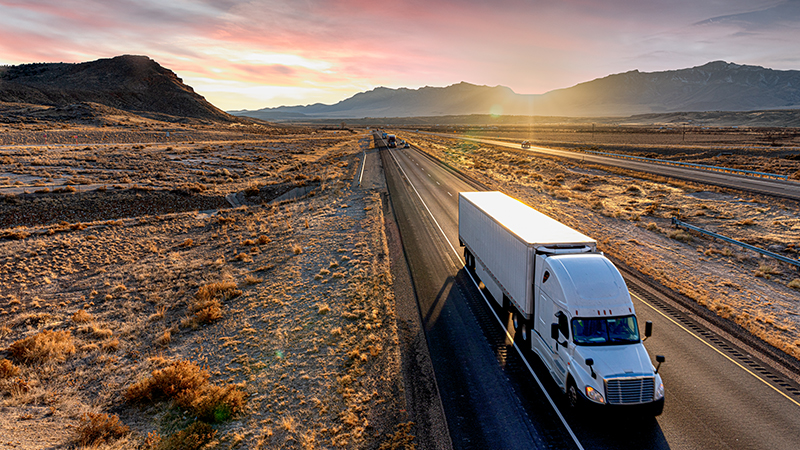 Start an over the road trucking company in 9 simple steps