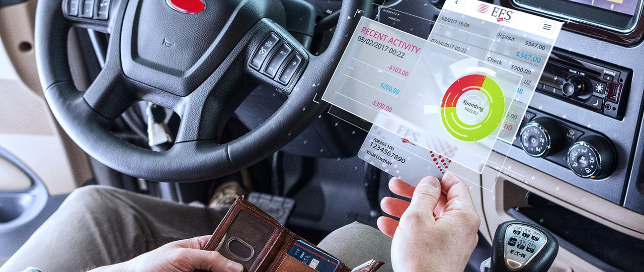Fleet cards and your credit score