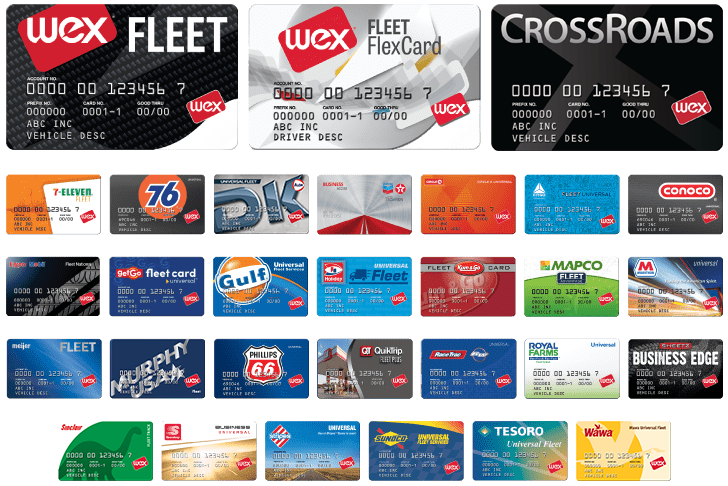 fuel cards, gas cards for business, fleet fuel cards