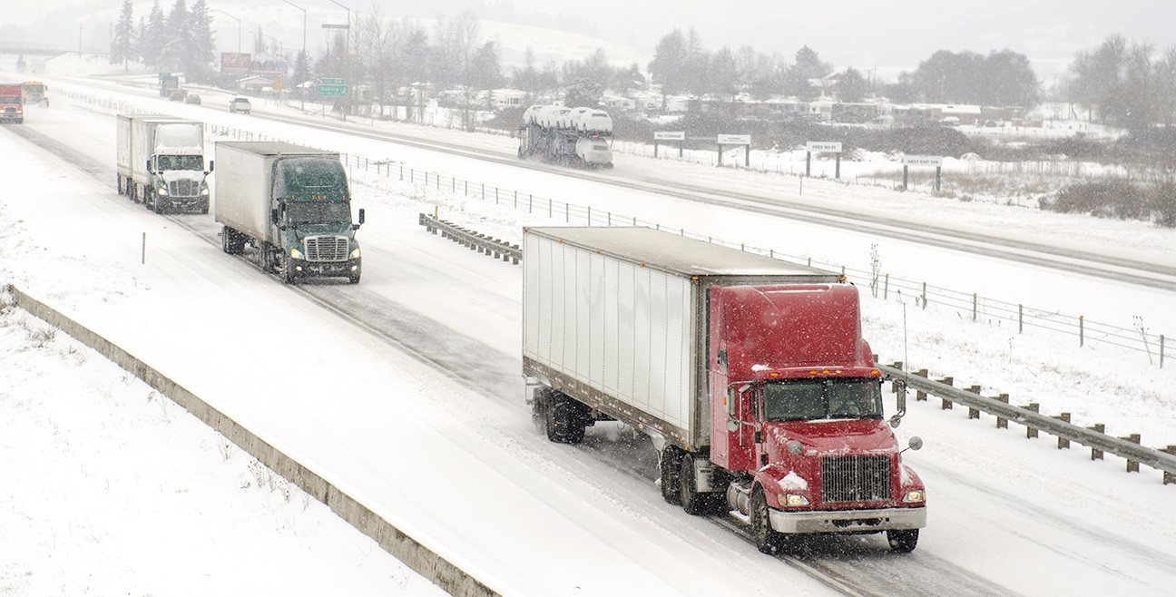 safe driving for your fleet in winter