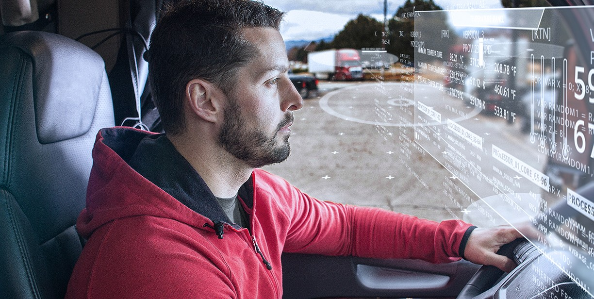 more efficiencies for fleet managers and drivers alike
