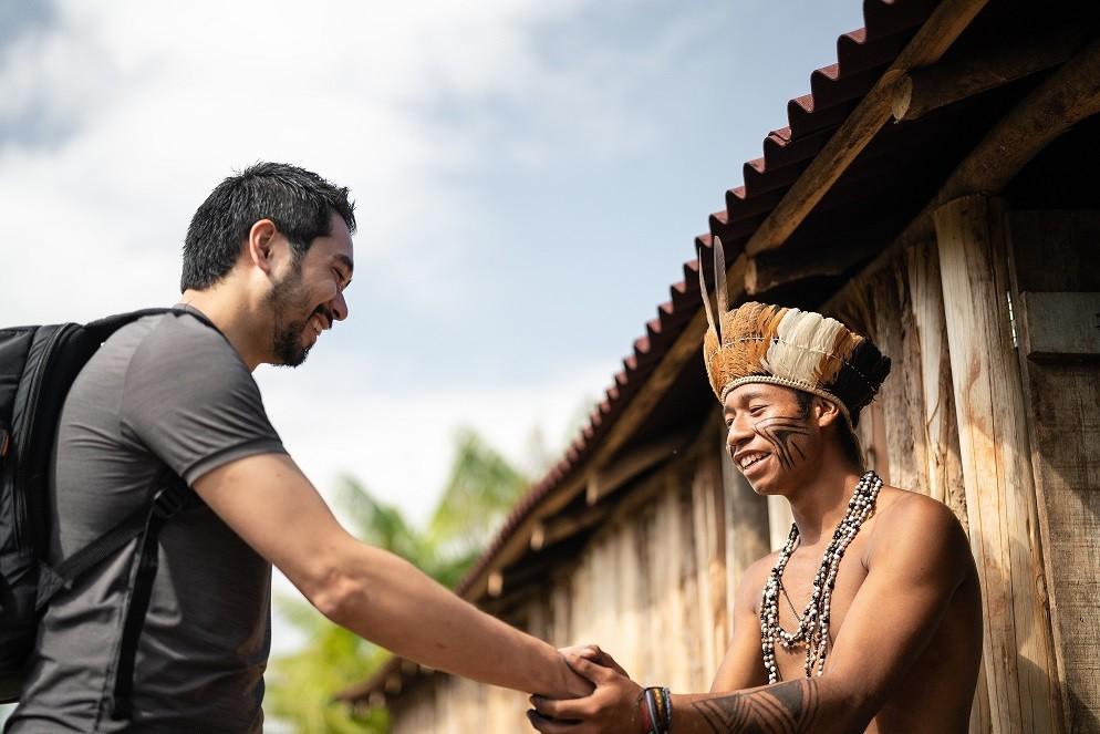Indigenous Brazilian