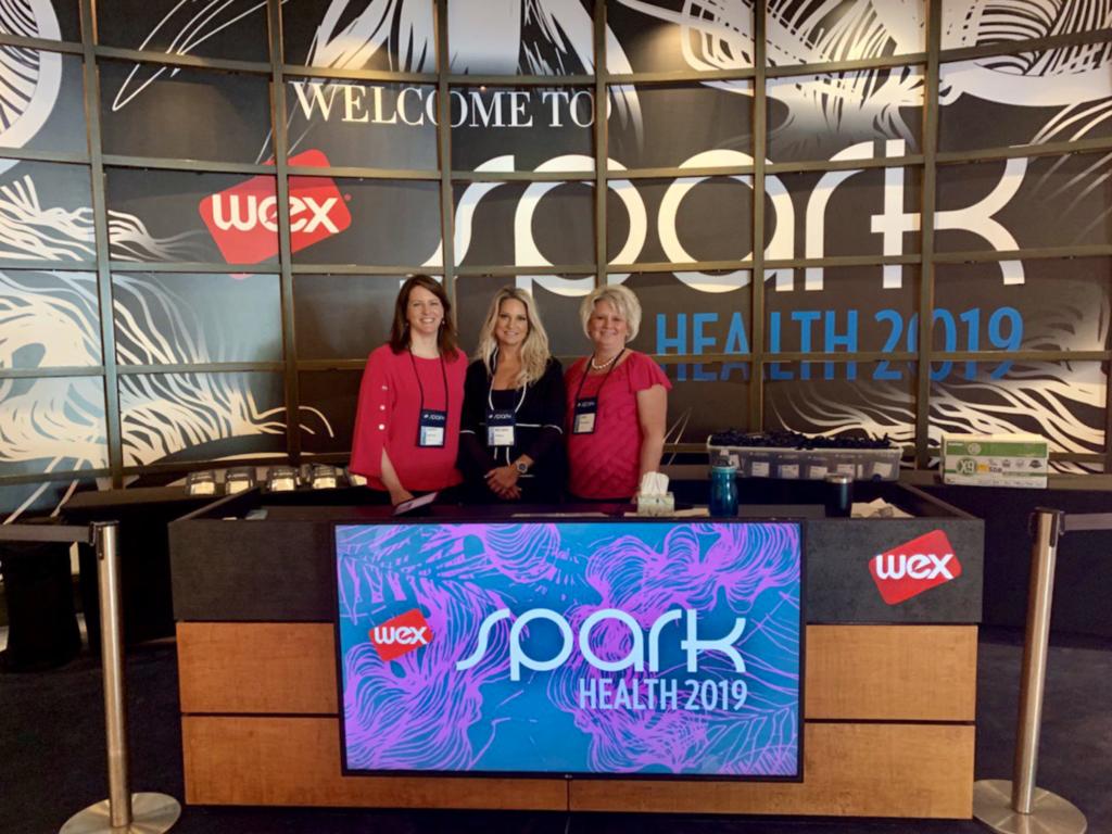 WEX Health spark