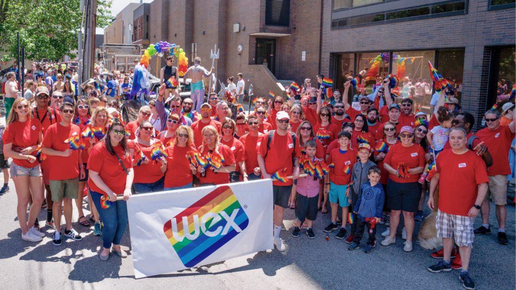 wex pride portland parade