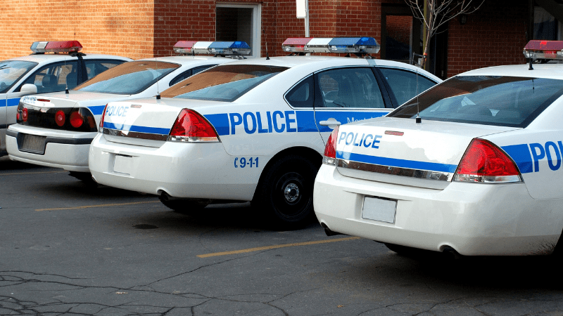Police Vehicles