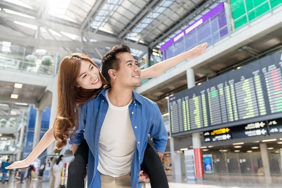 Asian Travelers