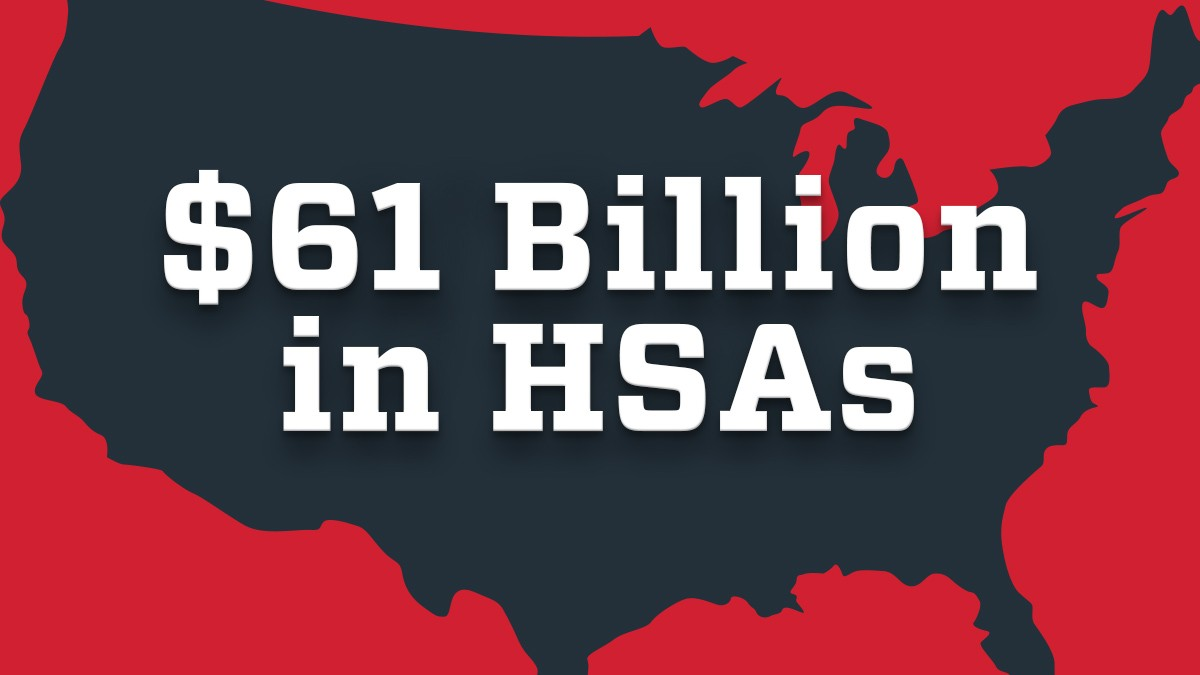 Americans Have Stockpiled Over $61 Billion in HSAs for Future Medical Expenses