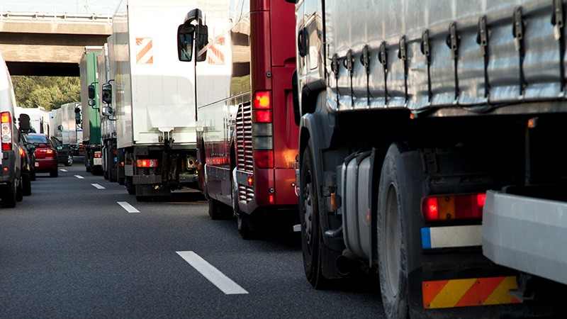 Highway Congestion Cripples Fleet Efficiencies