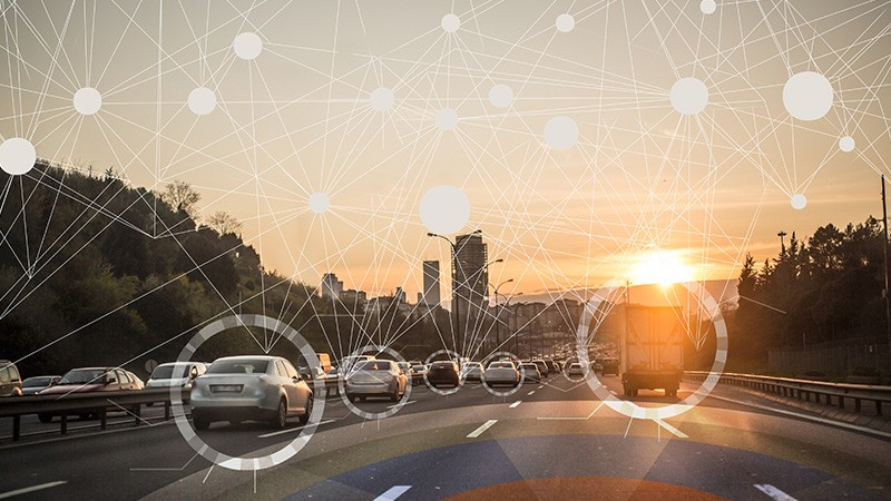 Trucking GPS data can literally fuel mobility insights