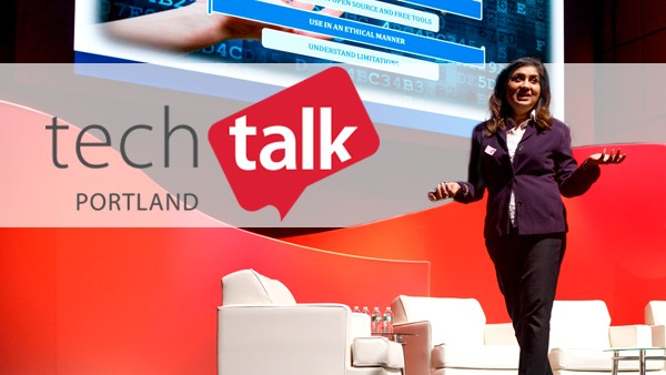 tech talk Portland 2019