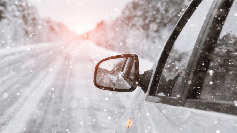 WEX Winter Storm Driving