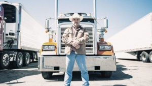 Truckers Keep on Trucking in a Changing World