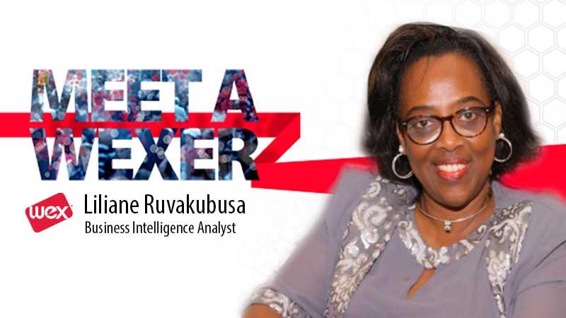Meet a WEXer: Liliane Ruvakubusa