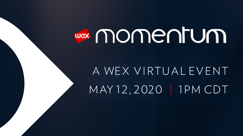 WEX Momentum Virtual Benefits Administration Event