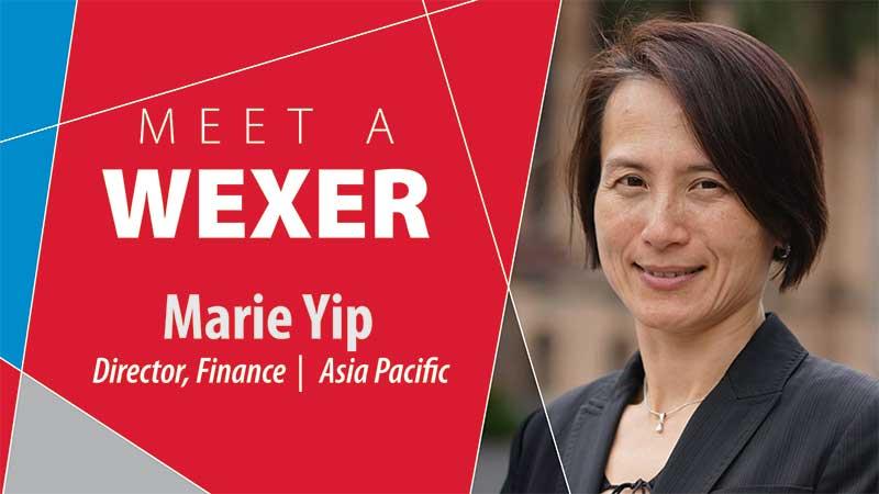 Meet a WEXer: Marie Yip