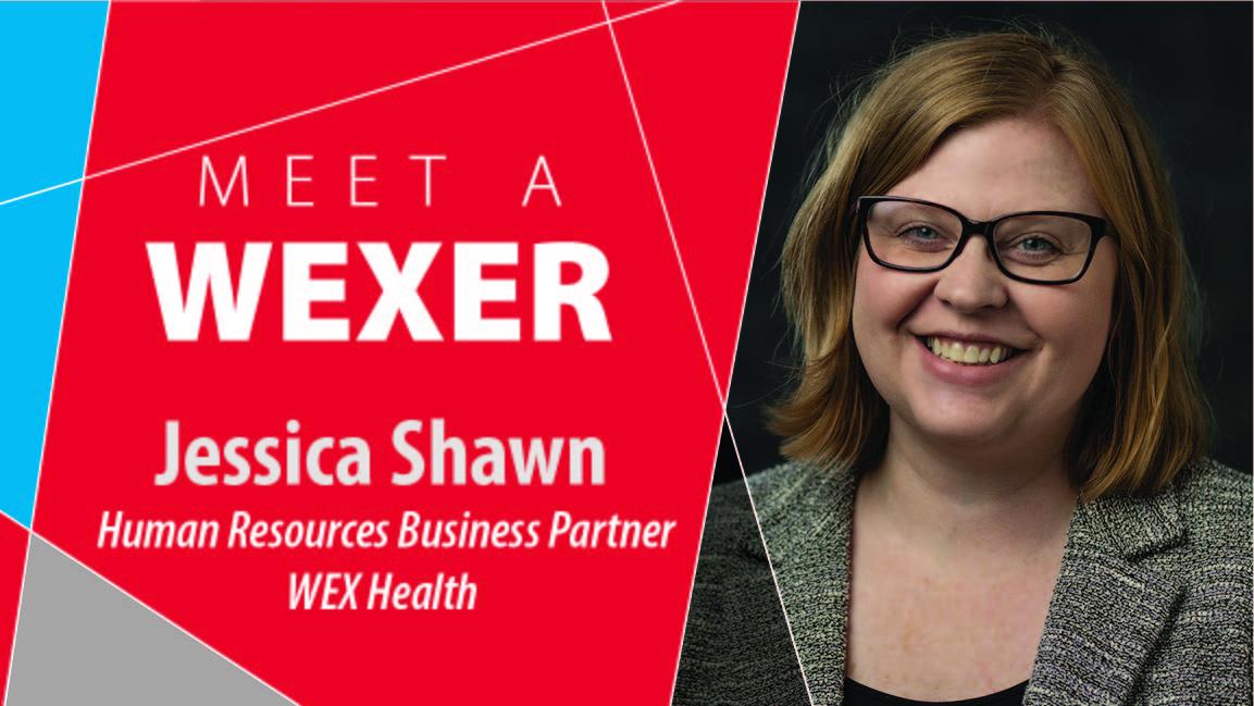 Meet a WEXer: Jessica Shawn