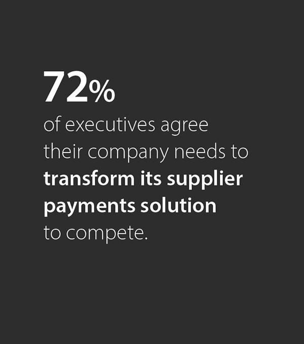 Transform Supplier Payments Solution
