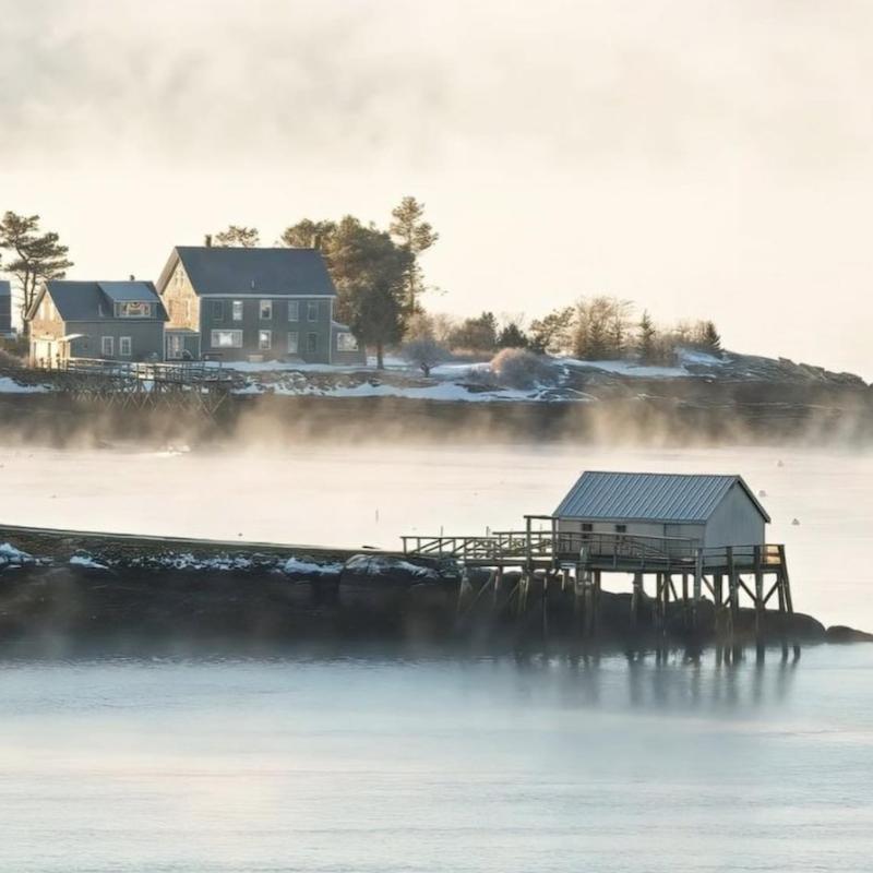 Maine beauty, home of WEX Inc.