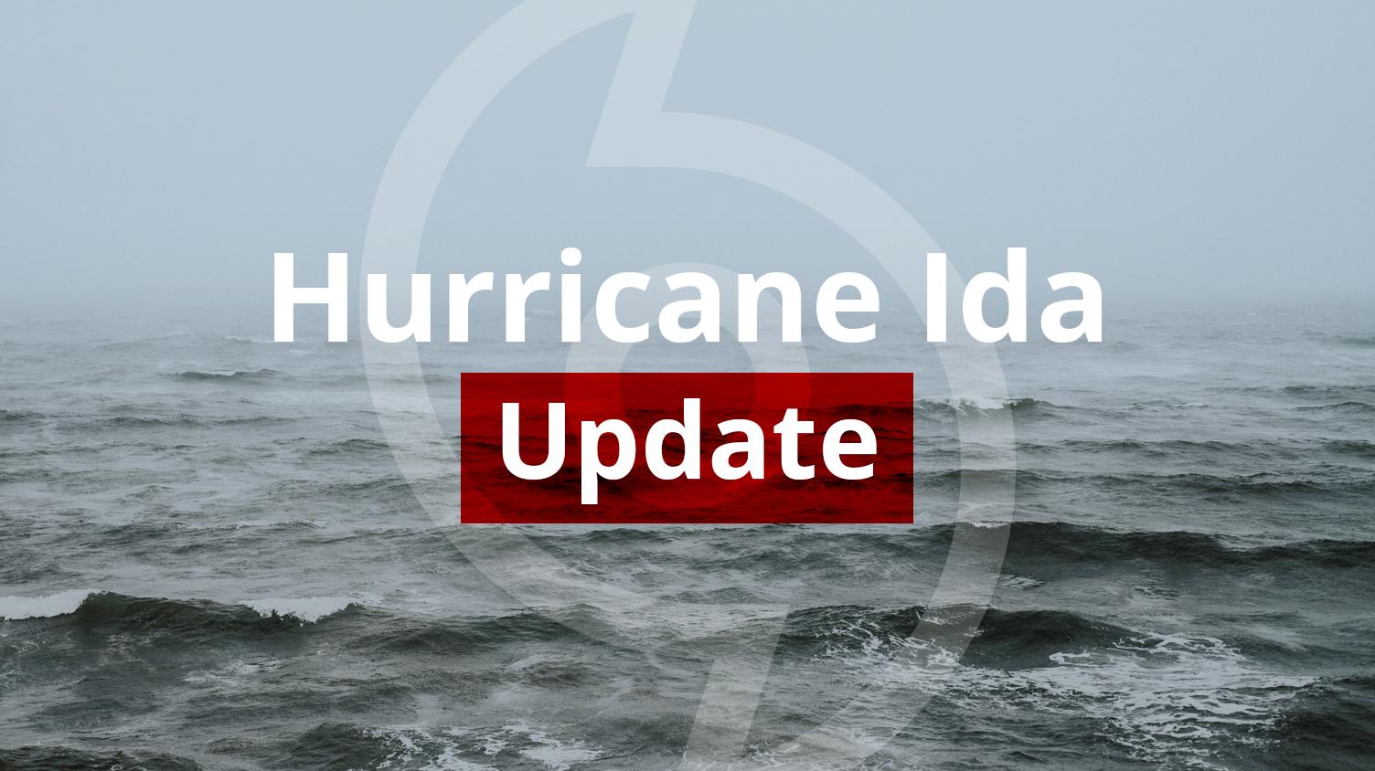 Hurricane Ida Updates and Resources