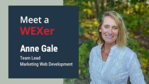 Meet a WEXer: Anne Gale